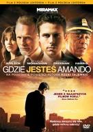Gone Baby Gone - Polish Movie Cover (xs thumbnail)