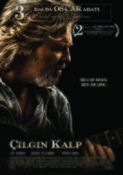 Crazy Heart - Turkish Movie Poster (xs thumbnail)