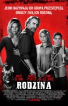 The Family - Polish Movie Poster (xs thumbnail)