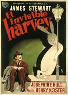 Harvey - Spanish Movie Poster (xs thumbnail)