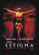 Stigmata - Argentinian DVD cover (xs thumbnail)