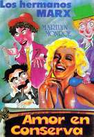 Love Happy - Spanish Movie Poster (xs thumbnail)