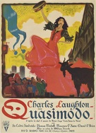 The Hunchback of Notre Dame - French Movie Poster (xs thumbnail)