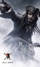 Pirates of the Caribbean: At World's End - Teaser movie poster (xs thumbnail)