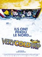 Napapiirin sankarit - French Movie Poster (xs thumbnail)