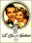 Neptune's Daughter - Spanish Movie Poster (xs thumbnail)