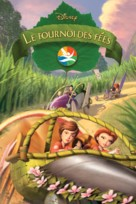 Pixie Hollow Games - French DVD movie cover (xs thumbnail)