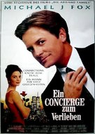 For Love or Money - German Movie Poster (xs thumbnail)