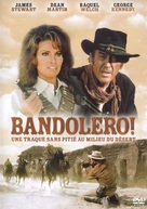 Bandolero! - French DVD cover (xs thumbnail)