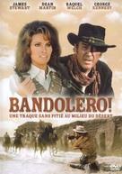 Bandolero! - French DVD movie cover (xs thumbnail)