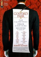 Gosford Park - French Movie Poster (xs thumbnail)