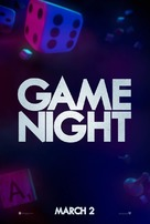 Game Night - Teaser movie poster (xs thumbnail)
