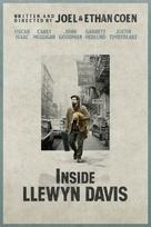 Inside Llewyn Davis - DVD cover (xs thumbnail)