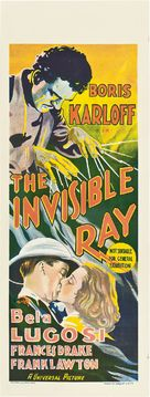 The Invisible Ray - Movie Poster (xs thumbnail)