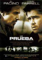 The Recruit - Spanish Movie Poster (xs thumbnail)
