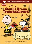 A Charlie Brown Thanksgiving - DVD cover (xs thumbnail)
