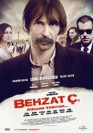 Behzat Ç. Ankara yaniyor - German Movie Poster (xs thumbnail)