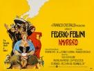 Amarcord - British Movie Poster (xs thumbnail)