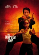 The Karate Kid - Spanish Movie Poster (xs thumbnail)