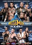 WWE WrestleMania XXIX - DVD movie cover (xs thumbnail)