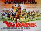 The Wild Westerners - British Movie Poster (xs thumbnail)