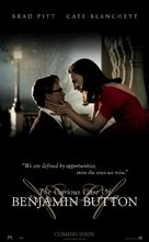 The Curious Case of Benjamin Button - British Movie Poster (xs thumbnail)