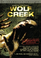 Wolf Creek - DVD cover (xs thumbnail)