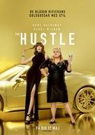 The Hustle - Swedish Movie Poster (xs thumbnail)