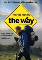 The Way - DVD cover (xs thumbnail)