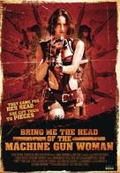Tráiganme la cabeza de la mujer metralleta - Movie Poster (xs thumbnail)