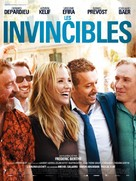 Les invincibles - French Movie Poster (xs thumbnail)