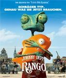 Rango - Swiss Movie Poster (xs thumbnail)