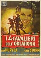 Al Jennings of Oklahoma - Italian Movie Poster (xs thumbnail)
