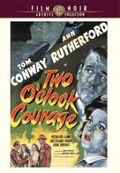 Two O'Clock Courage - DVD movie cover (xs thumbnail)