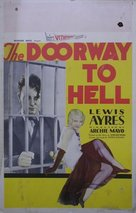 The Doorway to Hell - Movie Poster (xs thumbnail)