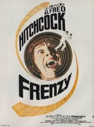 Frenzy - French Movie Poster (xs thumbnail)