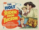 Rider from Tucson - Movie Poster (xs thumbnail)