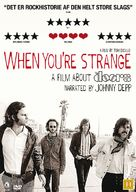 When You're Strange - Danish DVD cover (xs thumbnail)