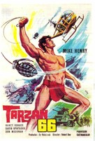 Tarzan and the Valley of Gold - Spanish Movie Poster (xs thumbnail)