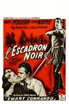 Dark Command - Belgian Movie Poster (xs thumbnail)