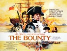 The Bounty - British Movie Poster (xs thumbnail)