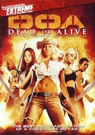 Dead Or Alive - DVD movie cover (xs thumbnail)