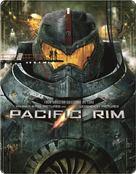 Pacific Rim - Blu-Ray cover (xs thumbnail)