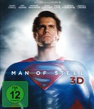 Man of Steel - German Blu-Ray cover (xs thumbnail)