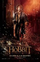 The Hobbit: The Desolation of Smaug - Spanish Movie Poster (xs thumbnail)