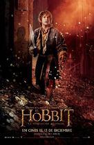 The Hobbit: The Desolation of Smaug - Spanish Movie Poster (xs thumbnail)