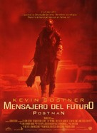 The Postman - Spanish Movie Poster (xs thumbnail)
