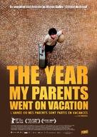 O Ano em Que Meus Pais Saíram de Férias - Belgian Movie Poster (xs thumbnail)