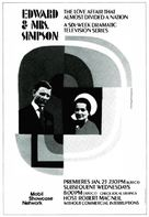 """Edward & Mrs. Simpson"" - poster (xs thumbnail)"