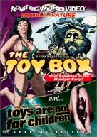 The Toy Box - DVD cover (xs thumbnail)